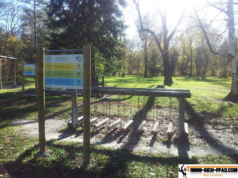 Bewegungspark München Ii Trimm Dich Pfad